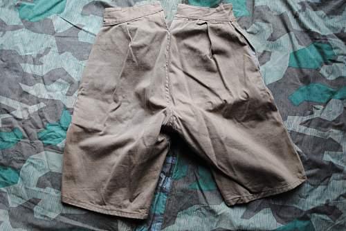 DAK Shorts???