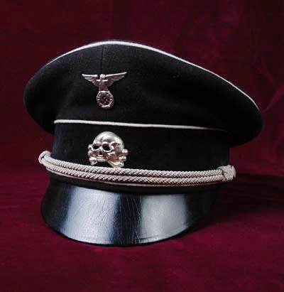 SS panzer pin ,real ?