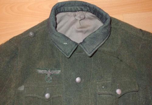 M36? Heer tunic, any good?