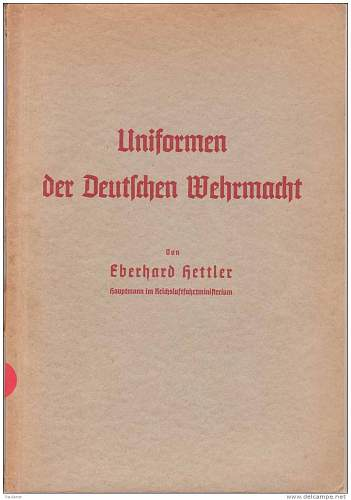 Great basic older book on uniforms, on the cheap, with added benefit.