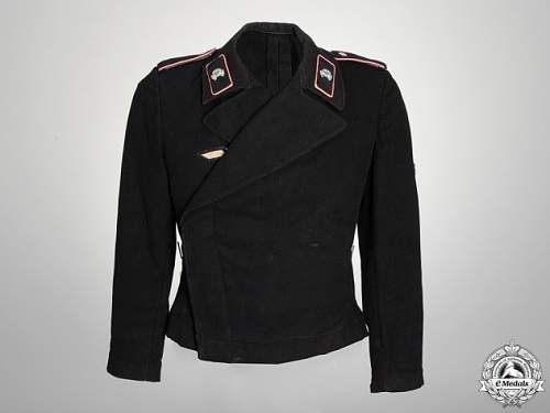 Thoughts on this Panzer Uniform