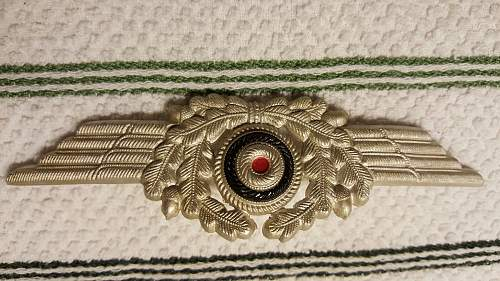 Please help - wwii german patches - authentic?