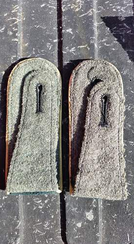 Check out these Grossdeutschland Shoulder Boards w/ Photo