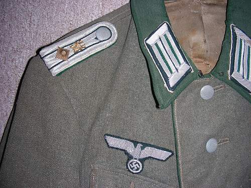 German jacket