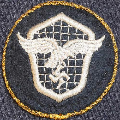 Luftwaffe Driver's Badge