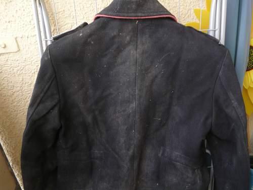 Heer Panzer jacket
