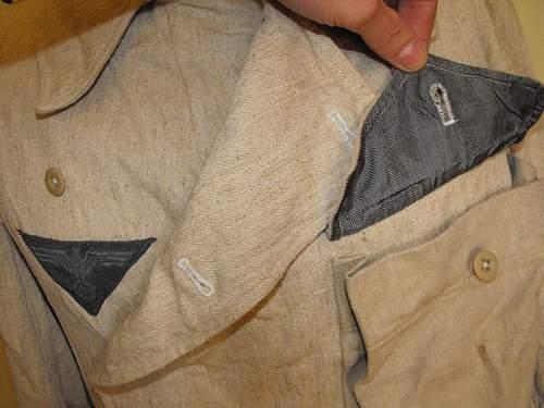 Rarest  wh stug jacket