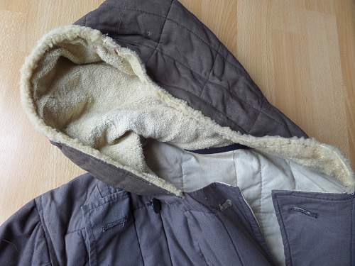 Luftwaffe winter jacket