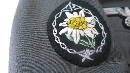 Click image for larger version.  Name:Gebirgsjäger cap and jacket 046.jpg Views:60 Size:105.7 KB ID:932386