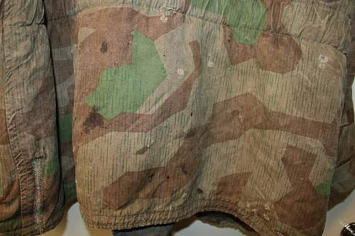 Luftwaffe splinter camo jacket