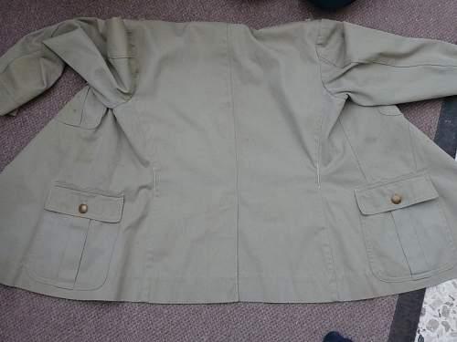 DAK tunic original?