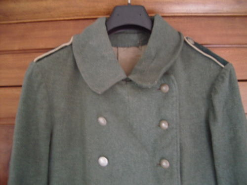 WH greatcoat