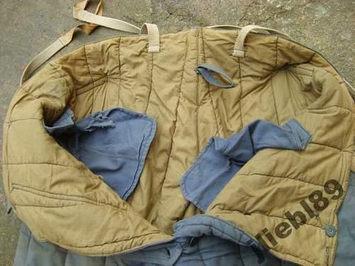 LW winter trousers