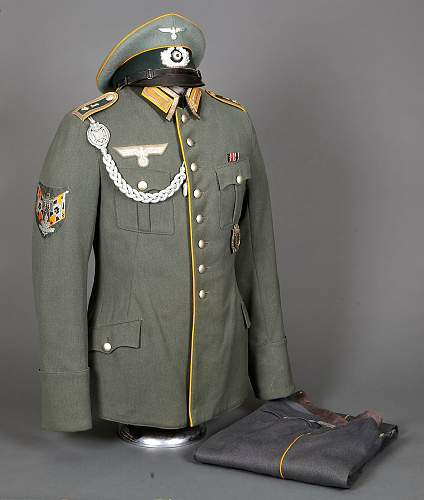 WH Cavalry Uniforms