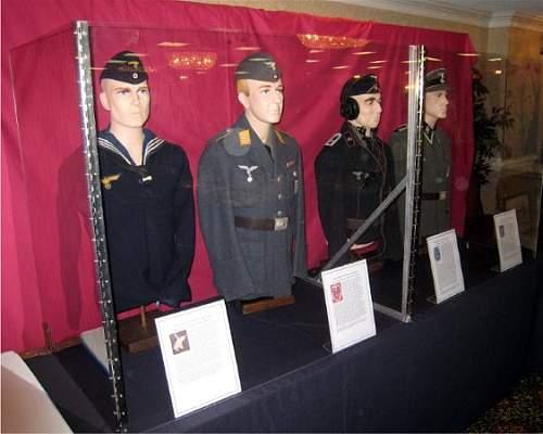 WH Enlisted Black Panzer Uniform
