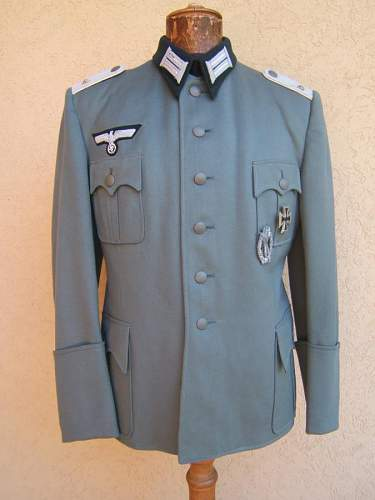 Heer infantry officers tunic