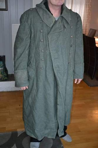 Wintermantel coat....