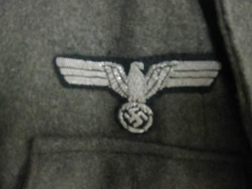 M36 tunic opinions