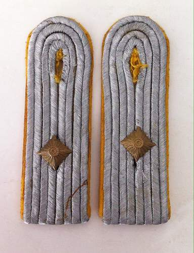 LW shoulder boards for opinion