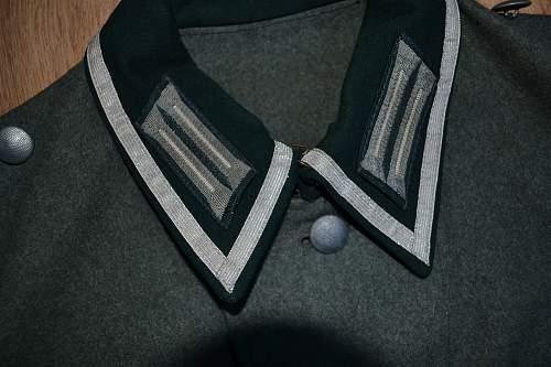 Heer M36 tunic