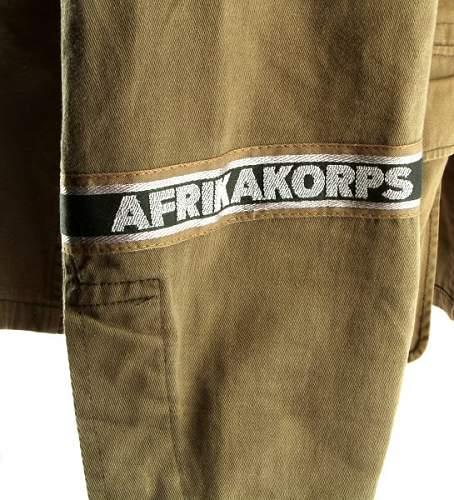 Afrika Korps Tunic, Good, Bad?