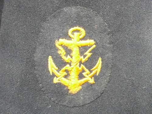 WW2 Kriegsmarine tunic