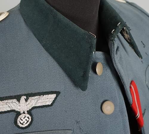 Infantry Uniform Officer Feldbluse