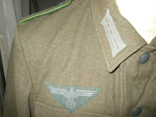 2 x Heer M44 jackets for opinions