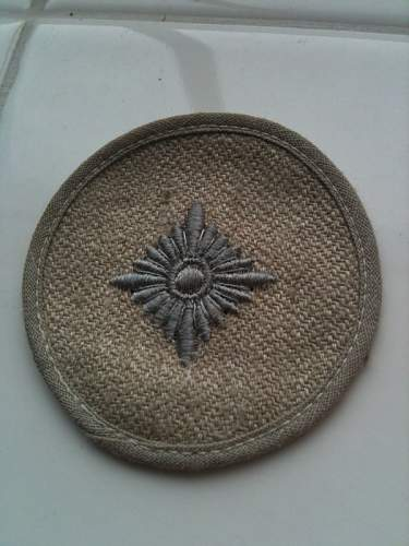 What is this patch