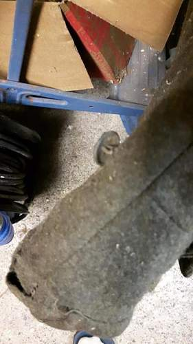 Sturmgeschutz  tunic   verry salty or verry fake?