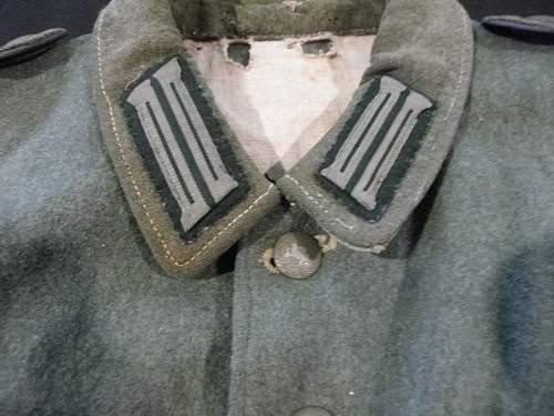 german tunic