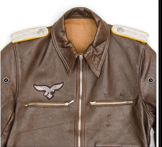 Need help! Private purchase Luftwaffe flight jacket