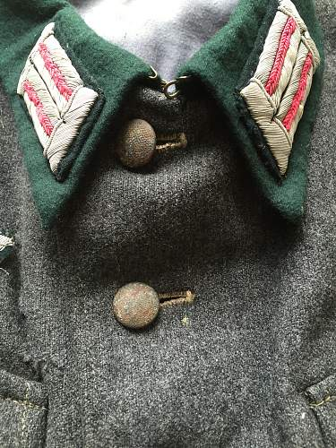 Artillery tunic (m36?)