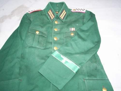 Customs-Police tunic