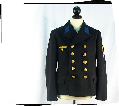 Kriegsmarine jacket