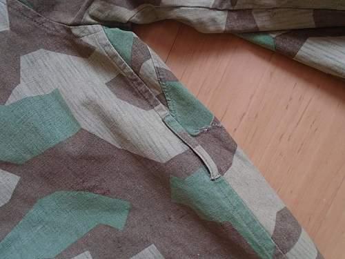 Possible Fieldmade Jacket - Zelt Material