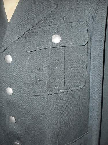 Oberstleutnant Luftwaffe tunic - opinion?