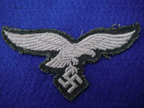Luftwaffe breast Adler