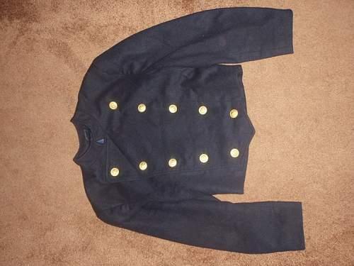 Kriegsmarine jacket, original?