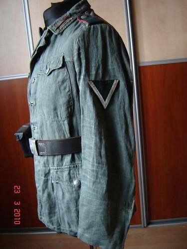 M42 HBT jacket