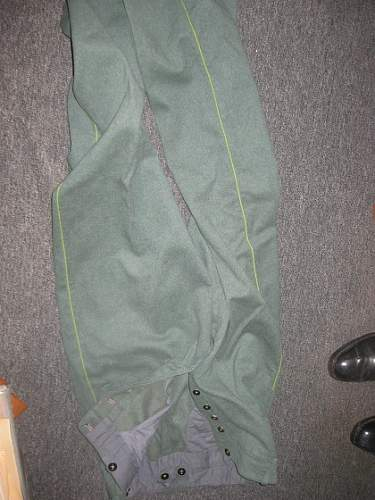 Heer Walking Out trousers
