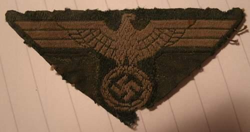 Help Identifying Nazi insignia