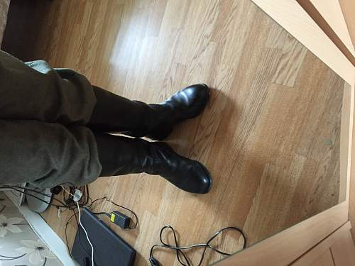 Are these an original WW2 pair of jackboots?