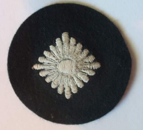 Obersoldat insignia