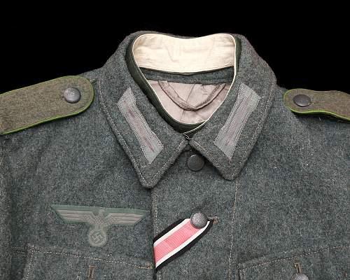 Panzer Grenadier Tunic