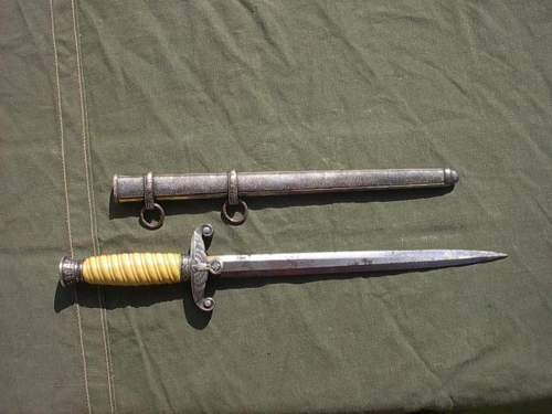 Late war Holler heer dagger--good deal?