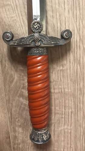 Heer dagger need opinions!