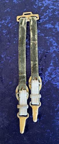 Early army daggers hangers in all their Varieties