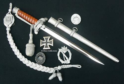 WKC Heer Dress Dagger