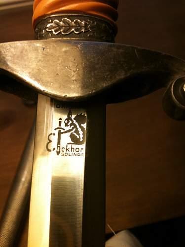Eickhorn Heer Dagger